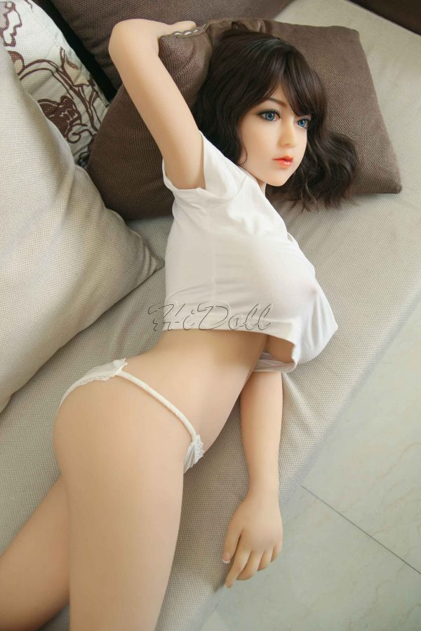 140cm(4ft7')-sex-with-sex-doll-Japanese-style-HiDoll-Ayame-(5)