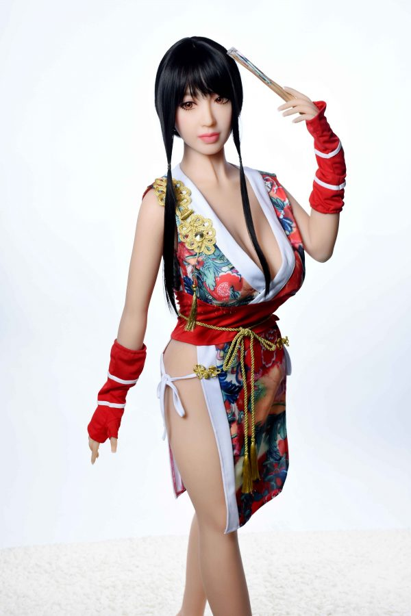 155cm(5ft1')-human-like-sex-doll-cosplapy-HiDoll-Maiko-(8)