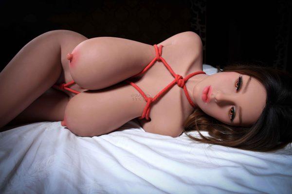 155cm(5ft1')-shakira-sex-doll-sexy-slave-brunette-HiDoll-Shakira-(19)