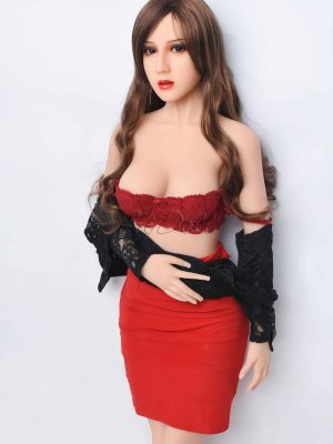 165cm(5ft5') asian style build your own sex doll-HiDoll Chiasa