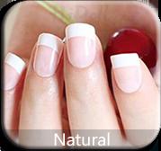 Natural-nail