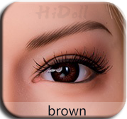 Brown-eye