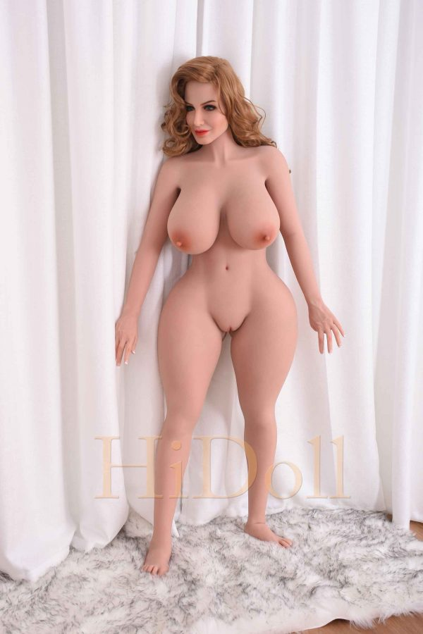 163cm (5ft4') big ass big tits sexy real doll Eve