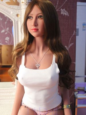 165cm(5ft5') sweet girl realistic love doll-HiDoll Mandy