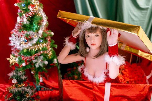 158cm(5ft2') human sex doll Christmas girl Ayako