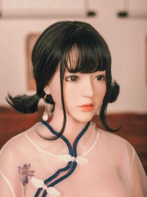 158cm(5ft2′) realistic asian sex doll Ayako