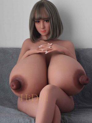 160cm(5ft3′) super huge boobs titty fuck doll-Hidoll Fantasy
